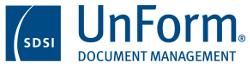 UnForm Document Management